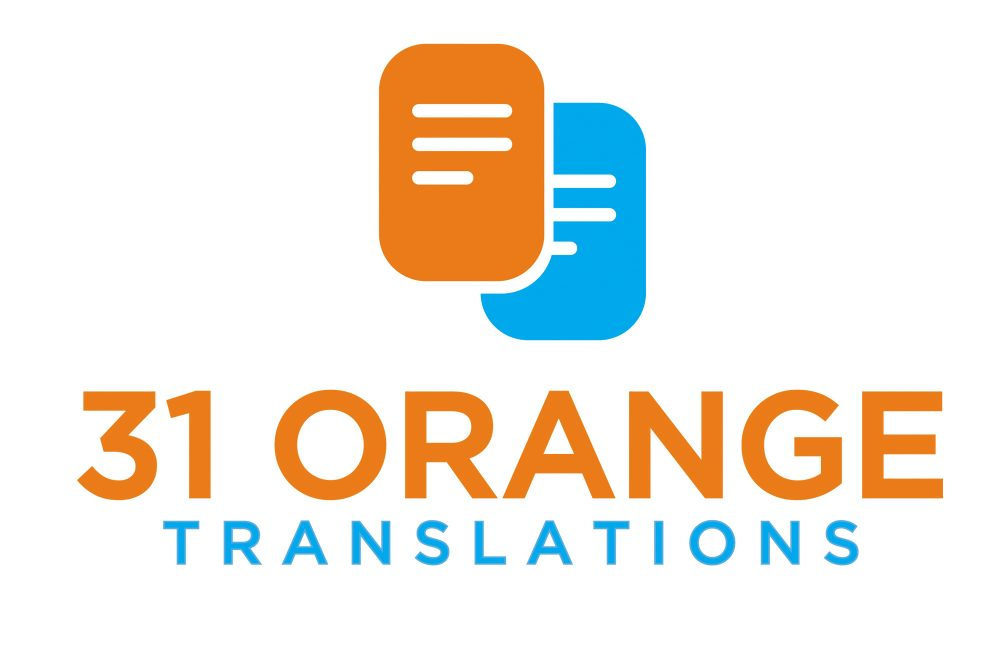 31 Orange Translations